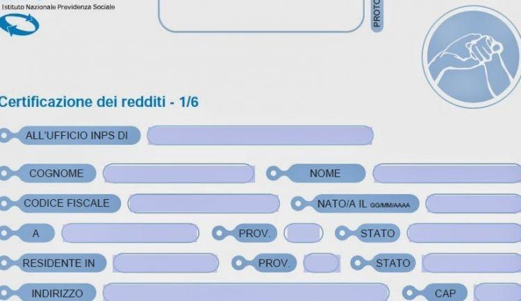 RED: Scadenze 2017 E Modalità Di Presentazione Delle Dichiarazioni  Reddituali Per I Pensionati INPS.